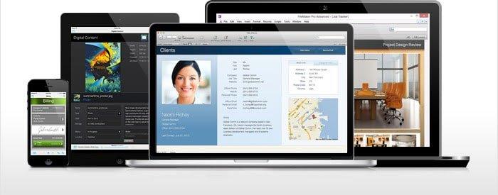 Novo FileMaker 13 leva o banco de dados para seu navegador