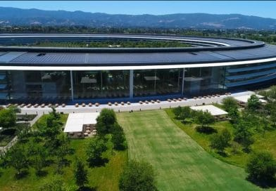Novo vídeo do Apple Park revela o campus quase pronto